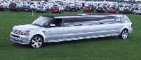 limousine for hire in Aberdeen