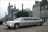 limousine hire Aberdeenshire