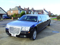 limousine for hire in Cambridge