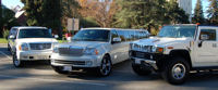 limousine hire County Durham