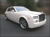 limousine for hire in County Durham