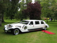 limo hire Cumbria