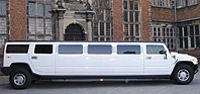 limousine for hire in Cumbria