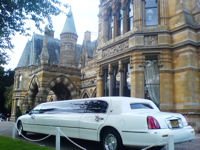 limo for hire in Derbyshire