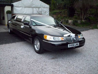 limousine for hire in Derbyshire
