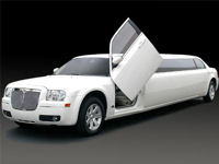 limousine for hire in Devon