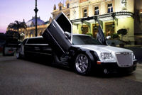 limousine hire Edinburgh