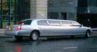 limo for hire in Fife
