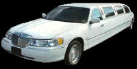 limousine for hire in Fife