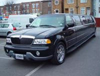 limo hire Glamorgan