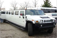 limo for hire in Glasgow