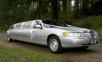 limo hire Gloucestershire