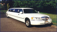 limousine for hire in Lanarkshire