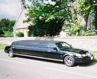 limousine for hire in Lancashire