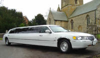 limousine hire Leicestershire