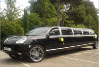 limo for hire in Leicestershire