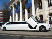 limousine for hire in Lincolnshire