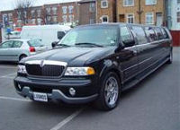 limousine for hire in Merseyside