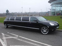 limo hire Midlands