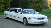 limousine for hire in Midlands