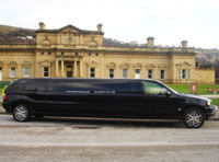 limo for hire in Nottinghamshire