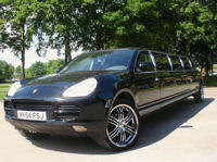 limousine for hire in Nottinghamshire