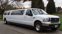 limo hire Oxfordshire
