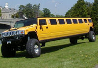 limo for hire in Portsmouth