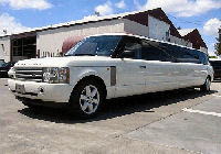 limo for hire in Scotland
