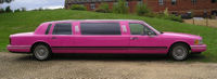 limo for hire in South Yorkshire