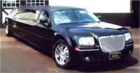 limousine hire Staffordshire
