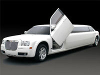 limousine for hire in Staffordshire