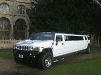 limo hire Stirlingshire