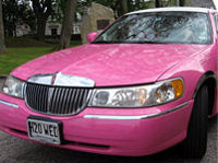 limousine hire Stirlingshire