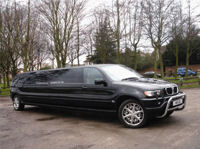 limo for hire in Stirlingshire