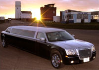 limo for hire in Suffolk