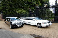 limousine for hire in Suffolk