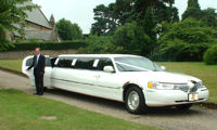 limo for hire in surrey