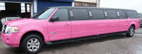 limo hire wigan