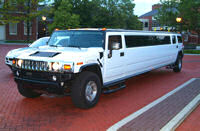 limousine for hire in wolverhampton