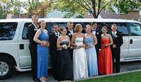 birmingham prom limousine hire