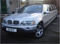 bmw x5 limo hire experience