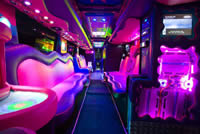 party bus limousine hire