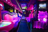 party bus limousine hire