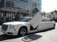 limo hire prices in edinburgh