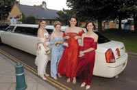 prom limo hire essex