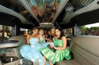 prom limousine hire essex