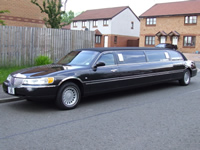 limo hire glasgow