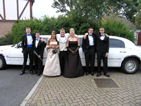 glasgow prom limo hire