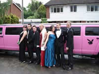 Cheap Limo Hire School Prom Limousines In Glasgow Limotek